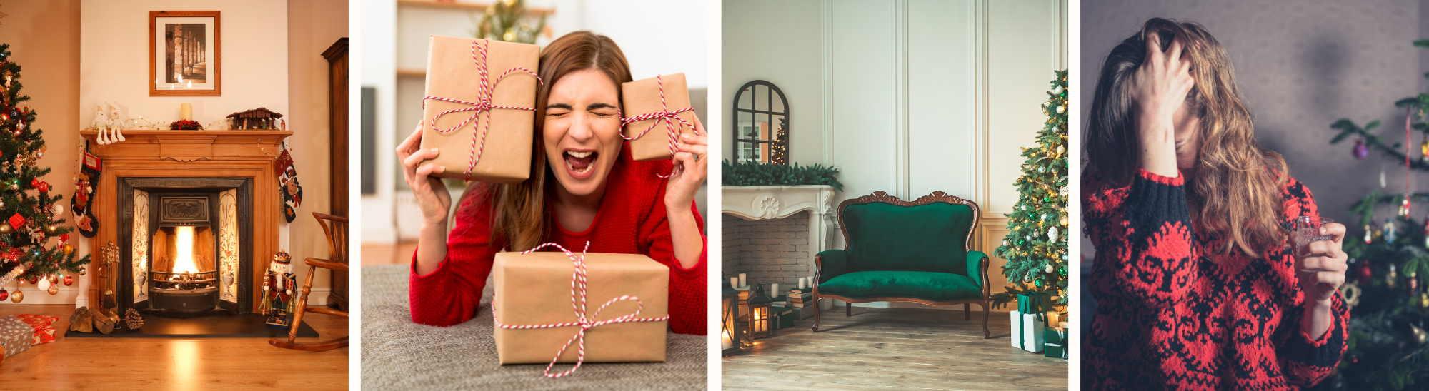 Weihnachten Stress durch Perfektion